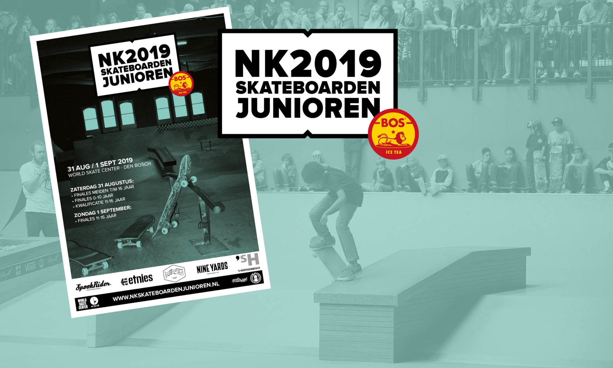 NK Skateboarden Junioren 2020